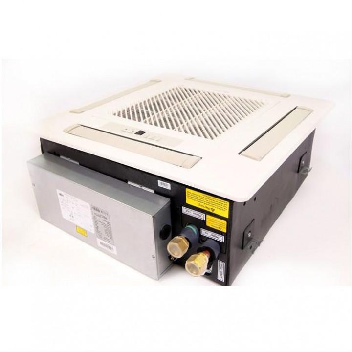 Кассетный AERONIK AFP 68 XD-E с панелью AT02 3,50/5,00 кВт